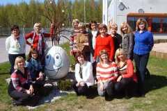 Valmieras reģiona logopēdi Igaunijā 08-05-2012