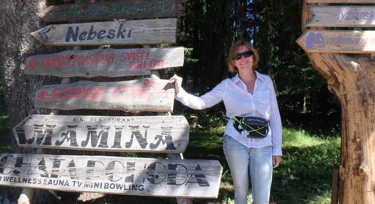 ilona tropa par mani augstie tatri podbanske slovakija