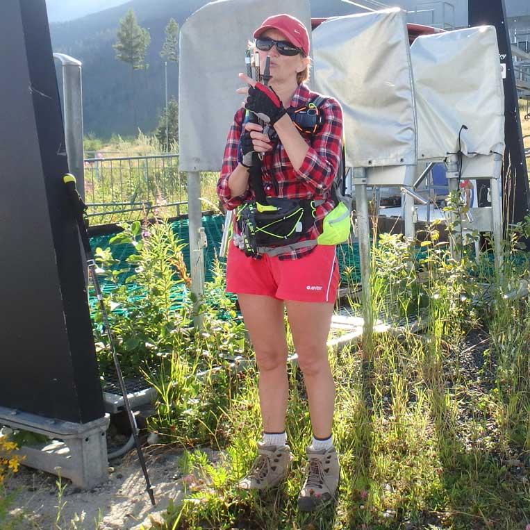 ilona tropa par mani augstie tatri skalnate pleso tatranska lomnica slovakija