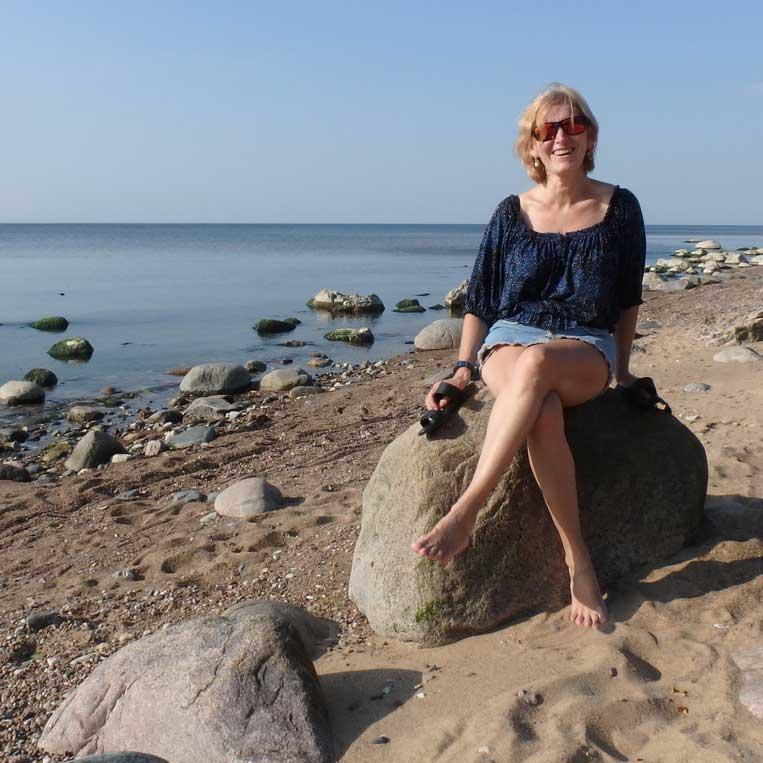 ilona tropa par mani vidzemes jūrmala latvija