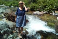 Ilona Tropa | Pa Gordolasque ieleju uz ezeru Fous Francijas Alpos