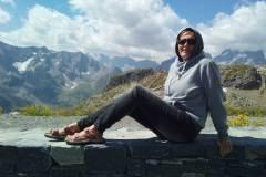 Ilona Tropa | Pa D902B uz pāreju Galibier Francijas Alpos