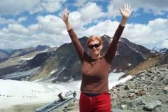 Ilona Tropa | Uz virsotni Grawand Itālijas Alpos