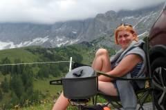 Ilona Tropa | Dachstein Austrijas Alpos