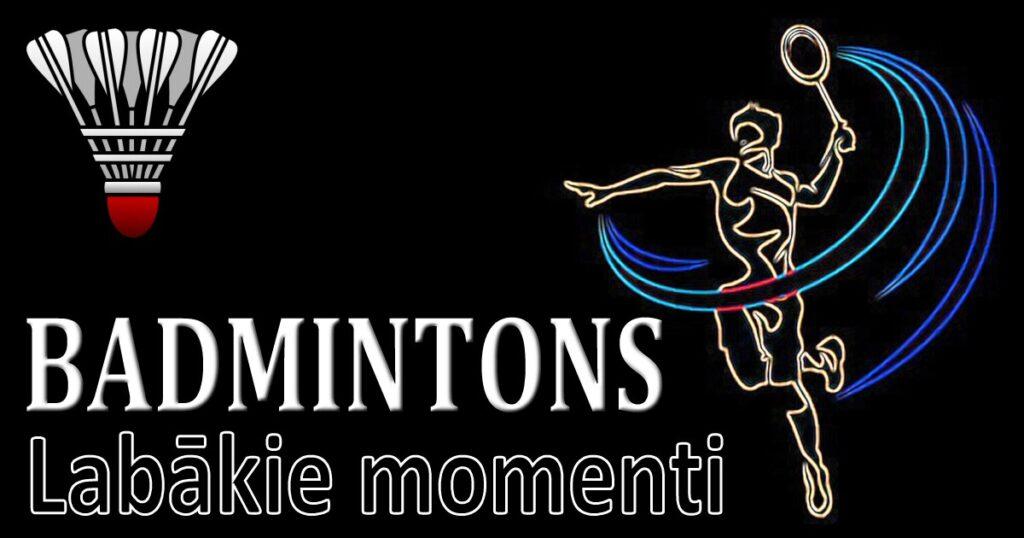 badmintona labākie momenti